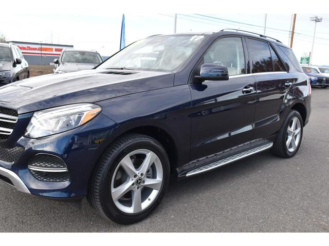 2017 Mercedes-Benz GLE 350 4MATIC® SUV Medford OR