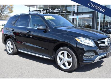 2017_Mercedes-Benz_GLE_350 4MATIC® SUV_ Medford OR