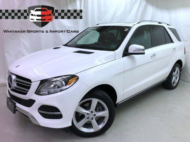 2017 Mercedes-Benz GLE 350 4Matic Blind Spot Tow CarPlay Maplewood MN