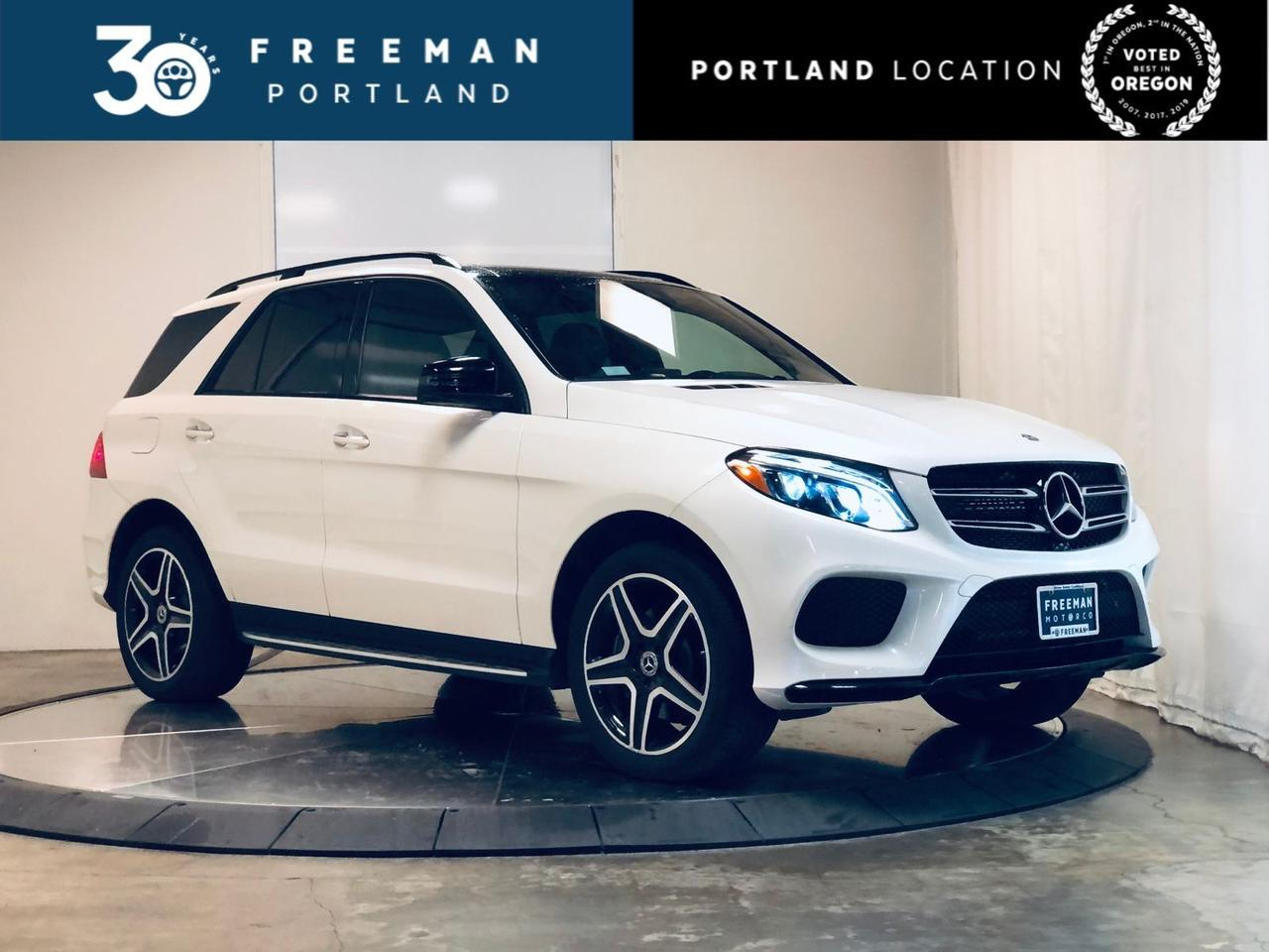 2017 Mercedes-Benz GLE 350 AMG Sport Night Pkg Panorama Htd Steering Wheel Portland OR