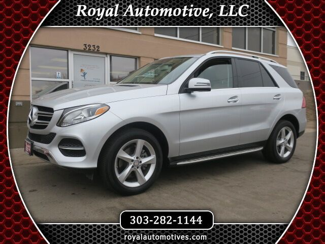 2017 Mercedes-Benz GLE 350 Englewood CO