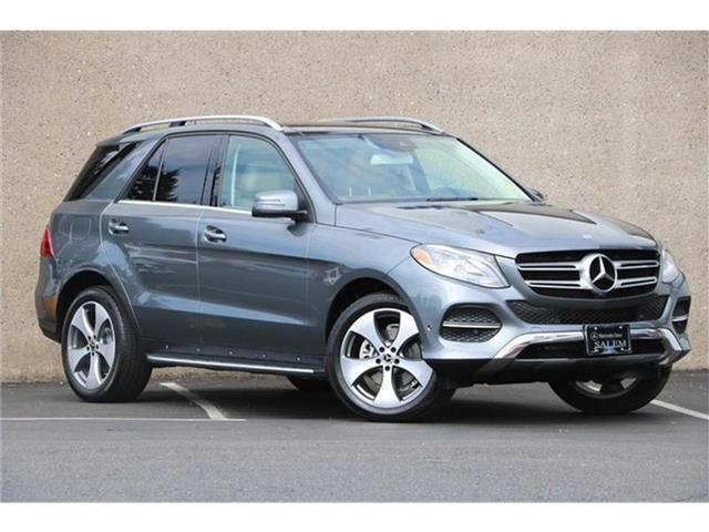 2017 Mercedes-Benz GLE 350 GLE350 All-wheel Drive 4MATIC Salem OR