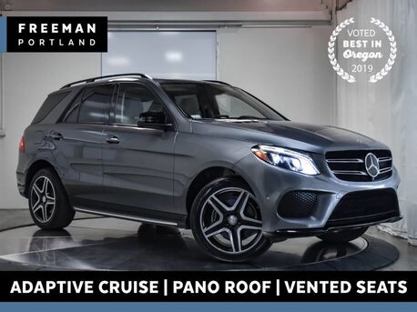 2017_Mercedes-Benz_GLE 400_4MATIC 360 Cam Pano Vented Seats Adaptive Cruise_ Portland OR