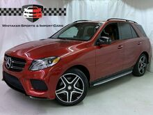 2017_Mercedes-Benz_GLE_400 4Matic Premium 1 Night Package 360 Camera_ Maplewood MN