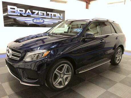 2017 Mercedes-Benz GLE 400 Premium 2 Pkg, Tow, Lighted Running Boards Houston TX