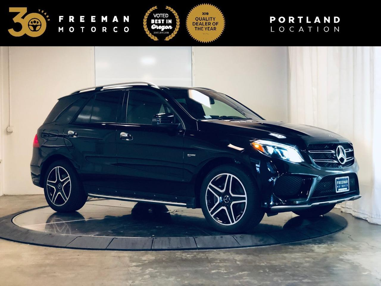 2017 Mercedes-Benz GLE 43 AMG Pano Roof Heated/Cooled Seats Portland OR