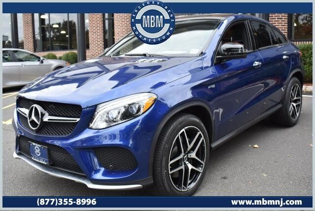 2017 Mercedes-Benz GLE AMG 43 4MATIC® Coupe Morristown NJ