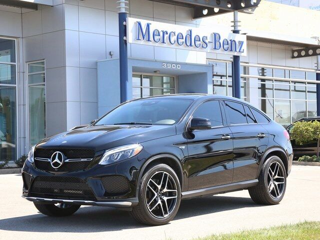 2017 Mercedes-Benz GLE AMG® 43 Coupe Indianapolis IN