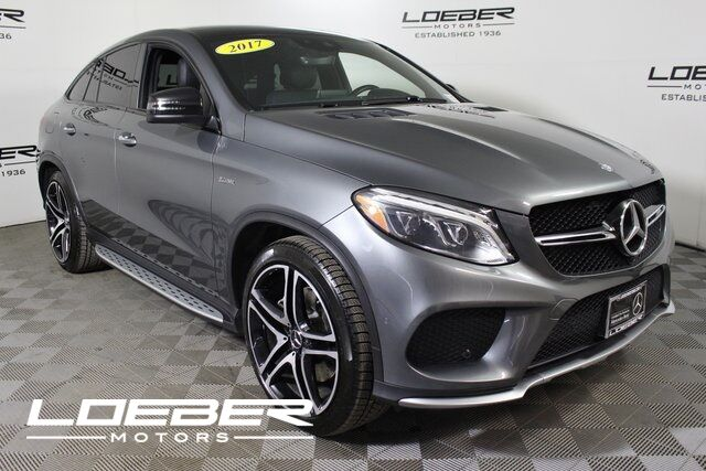 2017 Mercedes-Benz GLE AMG® 43 Coupe Chicago IL