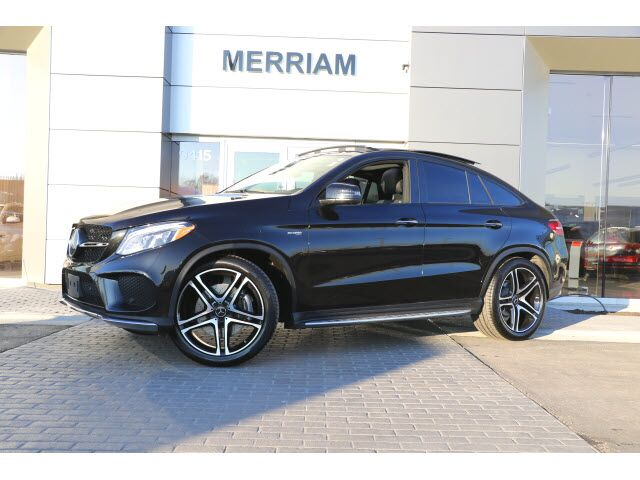 2017 Mercedes-Benz GLE AMG® 43 Coupe Merriam KS