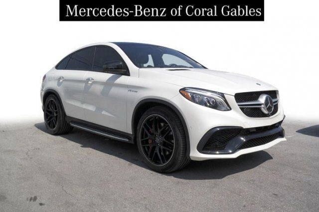 2017 Mercedes-Benz GLE AMG® 63 S Coupe Coral Gables FL