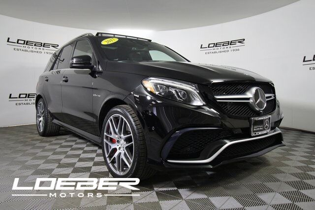 2017 Mercedes-Benz GLE AMG® 63 S SUV Lincolnwood IL