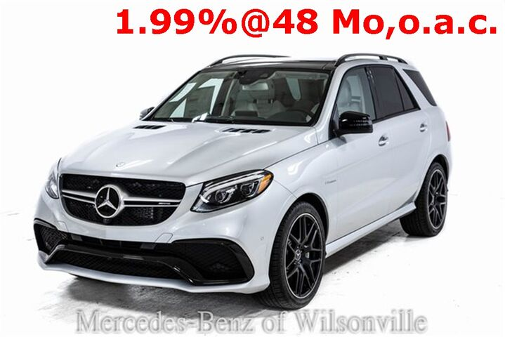2017 mercedes-benz gle amg® 63 suv 15936567 | for sale, price