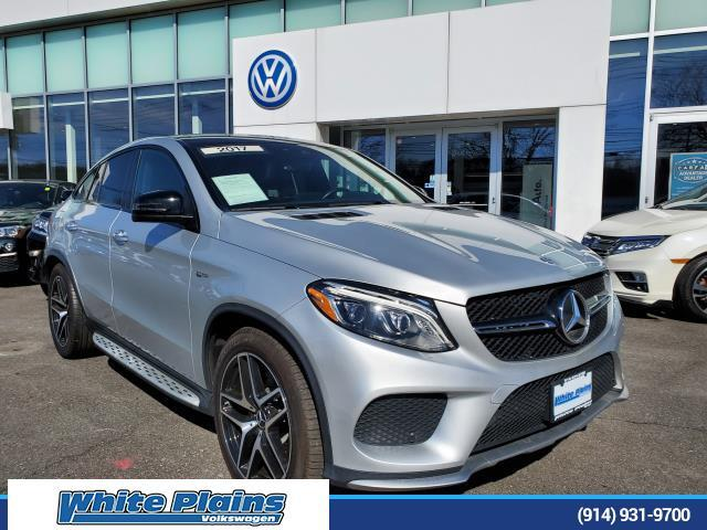 2017 Mercedes-Benz GLE AMG GLE 43 4MATIC Coupe White Plains NY