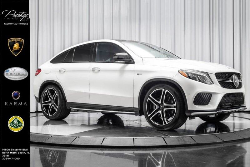 2017 Mercedes-Benz GLE AMG GLE 43 North Miami Beach FL