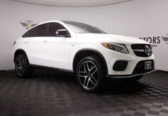 2017_Mercedes-Benz_GLE_AMG GLE 43 P3 Pkg,Blind Spot,360 Camera,Navigation_ Houston TX