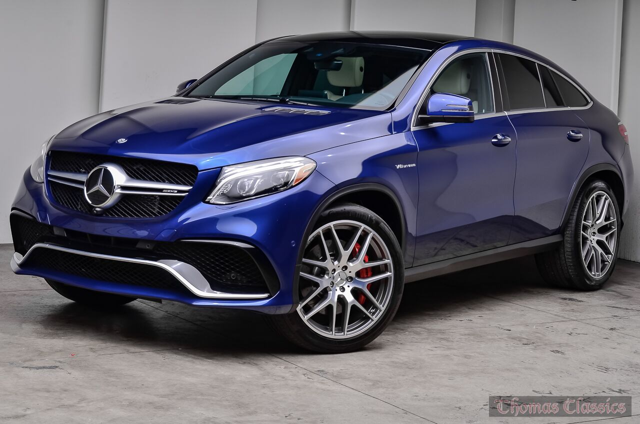2017 Mercedes-Benz GLE AMG GLE 63 S Akron OH