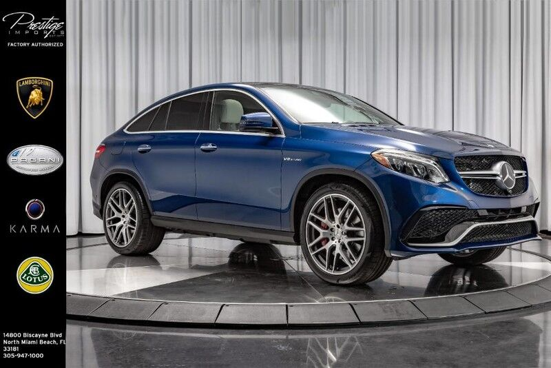 2017_Mercedes-Benz_GLE_AMG GLE 63 S_ North Miami Beach FL