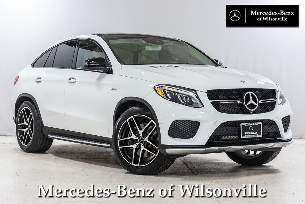 2017 Mercedes-Benz GLE AMG®  43 Coupe Wilsonville OR
