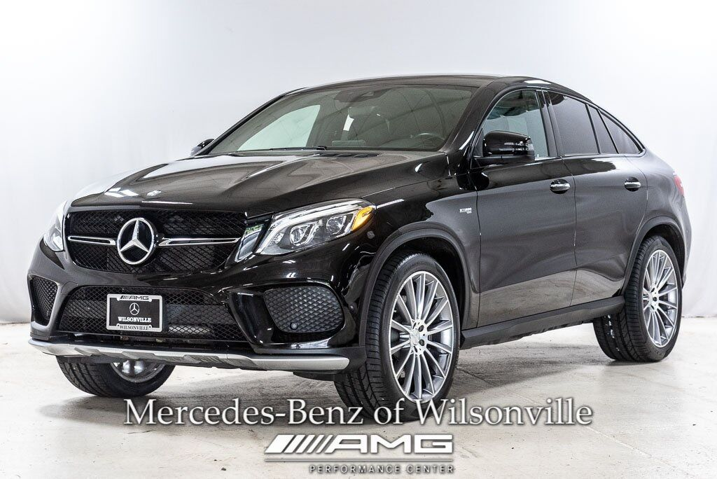 2017 Mercedes-Benz GLE AMG® GLE 43 Coupe Wilsonville OR