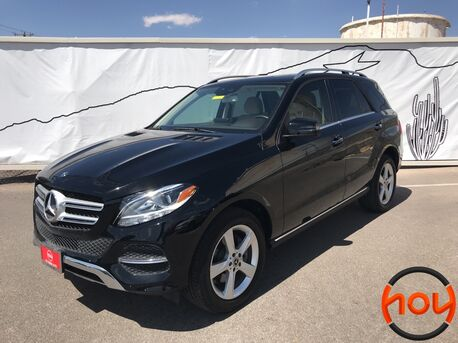 2017_Mercedes-Benz_GLE-Class_350 SUV_ El Paso TX