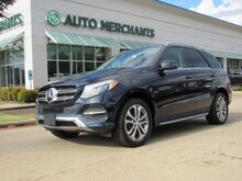2017_Mercedes-Benz_GLE-Class_GLE550e 4MATIC LEATHER, DUAL MOONROOF, BACKUP CAM, BLIND SPOT, HTD/CLD SEATS, UNDER FACTORY WARRANTY_ Plano TX