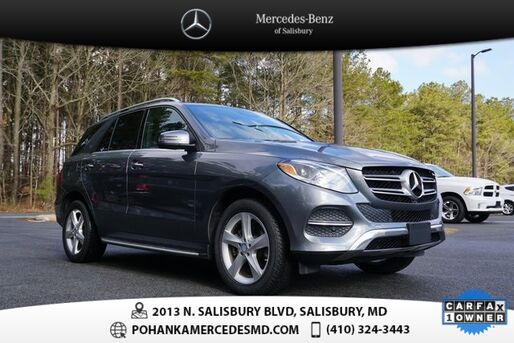 2017_Mercedes-Benz_GLE_GLE 350 ** Mercedes-Benz Certified Pre-Owned **_ Salisbury MD
