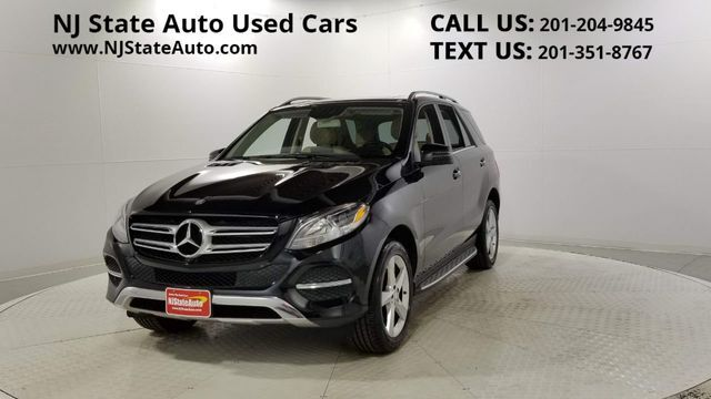 2017 Mercedes-Benz GLE GLE 350 4MATIC SUV Jersey City NJ