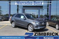 Mercedes-Benz GLE GLE 350 4MATIC® SUV 2017