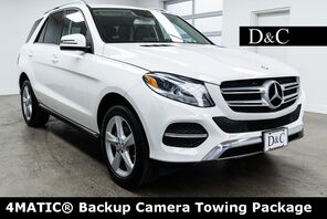 2017_Mercedes-Benz_GLE_GLE 350 4MATIC® Backup Camera Towing Package_ Portland OR