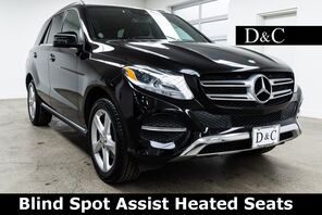 2017_Mercedes-Benz_GLE_GLE 350 4MATIC® Blind Spot Assist Heated Seats_ Portland OR