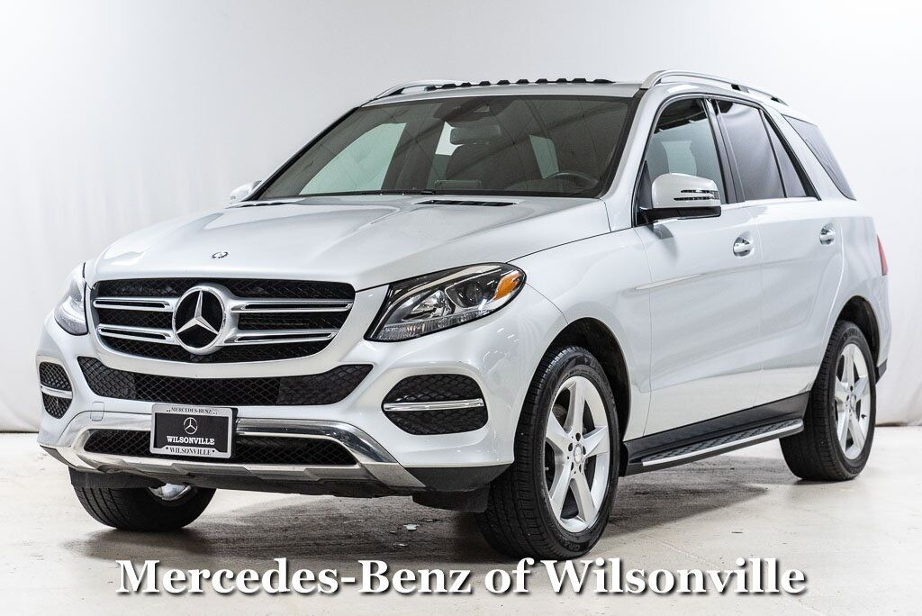 2017 Mercedes-Benz GLE GLE 350 4MATIC® SUV Wilsonville OR