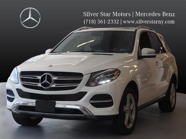 2017 Mercedes-Benz GLE GLE 350 4MATIC® SUV Long Island City NY
