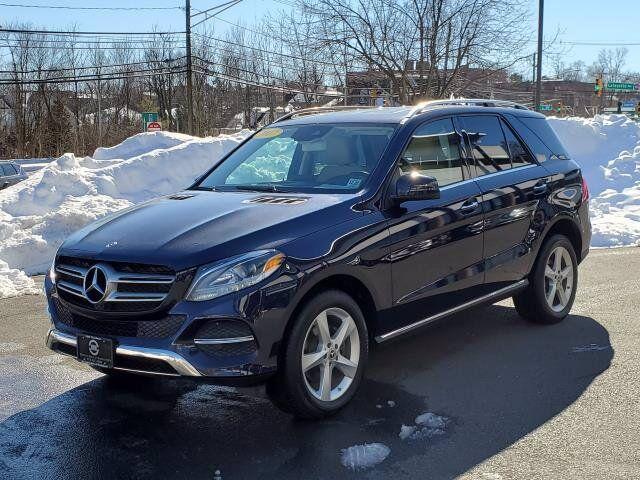 2017 Mercedes-Benz GLE GLE 350 4MATIC® SUV Morristown NJ
