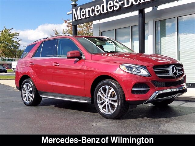 2017 Mercedes-Benz GLE GLE 350 4MATIC® SUV Wilmington DE
