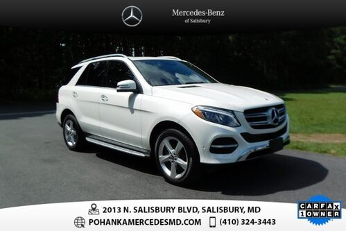 2017_Mercedes-Benz_GLE_GLE 350 4MATIC®_ Salisbury MD
