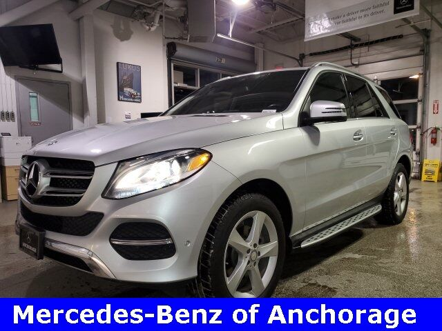 2017 Mercedes-Benz GLE GLE 350 Anchorage AK
