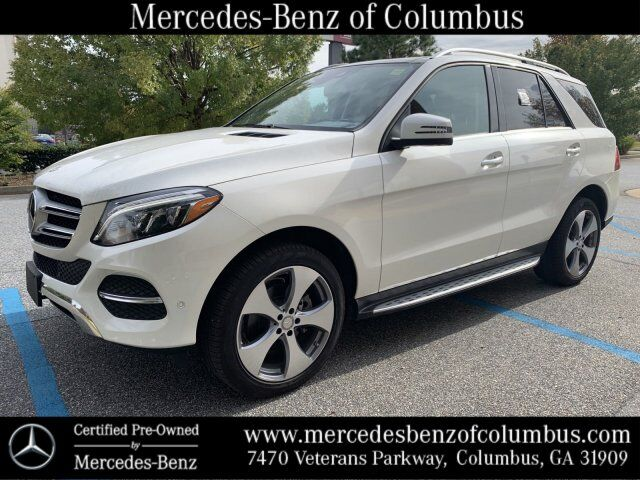Mercedes Benz Columbus Ga >> Used 2017 Mercedes Benz Gle Gle 350 In Columbus Ga