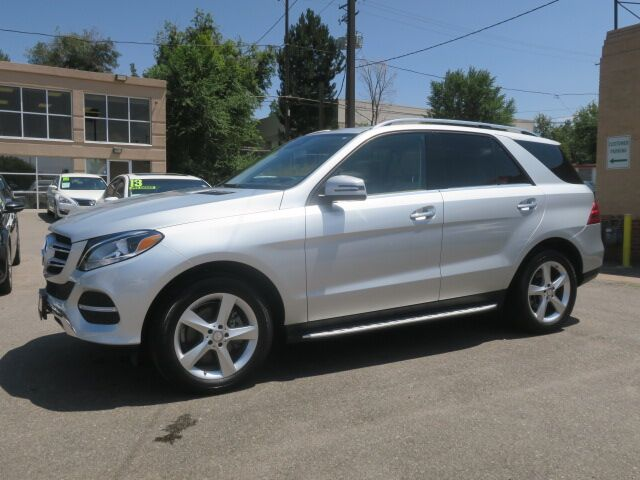 2017 Mercedes-Benz GLE GLE 350 Englewood CO