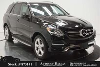 Mercedes-Benz GLE GLE 350 LANE TRCK,NAV,CAM,SUNROOF,HTD STS,19IN WLS 2017
