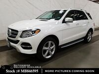 Mercedes-Benz GLE GLE 350 LANE TRCK,NAV,CAM,SUNROOF,HTD STS,BLIND SP 2017