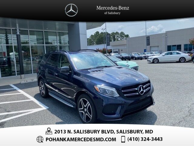 2017 Mercedes-Benz GLE GLE 350 **Mercedes-Benz Certified ** NIGHT PACKAGE *** Salisbury MD