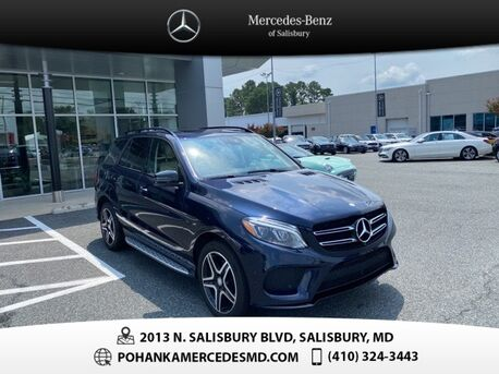 2017_Mercedes-Benz_GLE_GLE 350 **Mercedes-Benz Certified ** NIGHT PACKAGE ***_ Salisbury MD