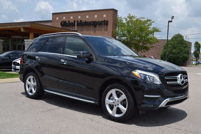 2017 Mercedes-Benz GLE GLE 350/P2 Pkg/Nav/All Around Cameras/Pano Roof/Keyless Go/Htd&Cooled Cupholders Nashville TN