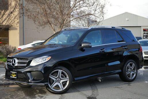 2017_Mercedes-Benz_GLE_GLE 350_ San Rafael CA