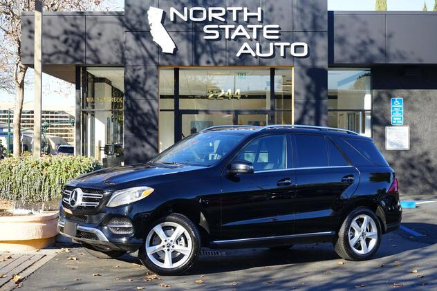 2017_Mercedes-Benz_GLE_GLE 350_ Walnut Creek CA
