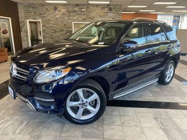 2017_Mercedes-Benz_GLE_GLE 350_ Worcester MA