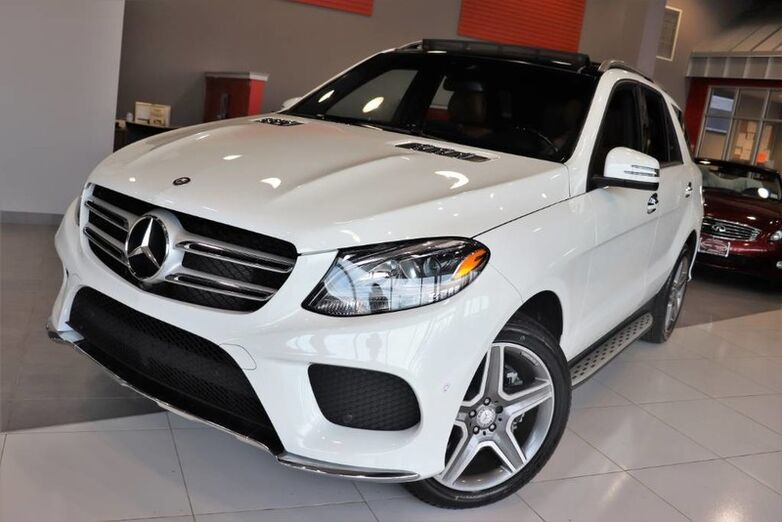 2017 Mercedes-Benz GLE GLE 400 4MATIC - AMG Sport Pkg Springfield NJ