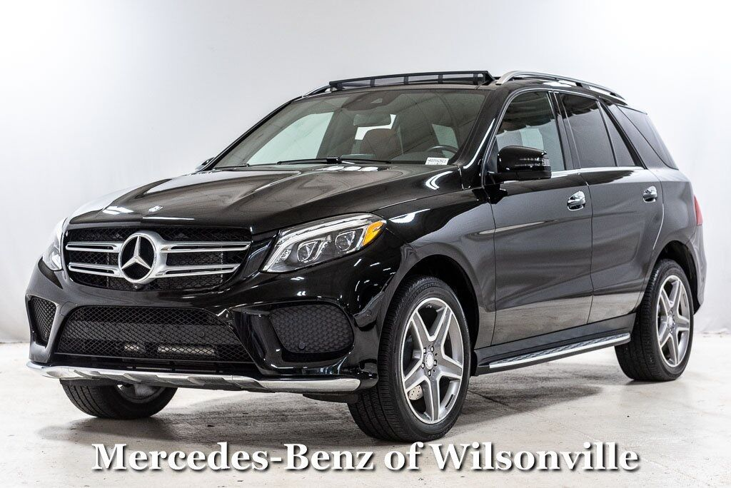 2017 Mercedes-Benz GLE GLE 400 4MATIC® SUV Wilsonville OR