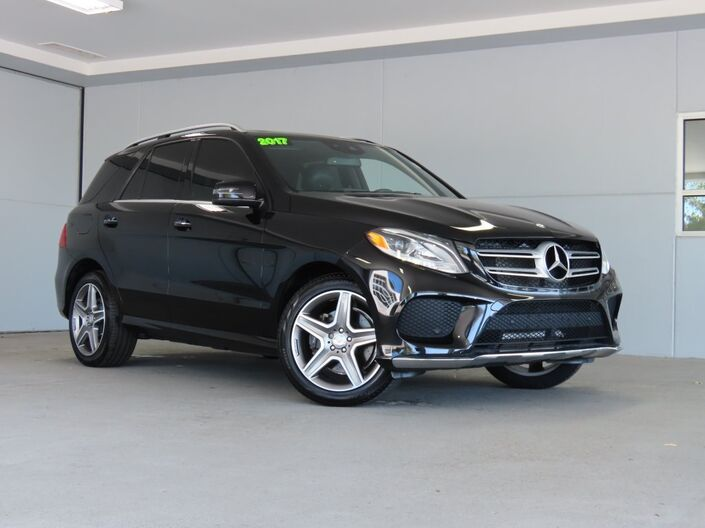 2017 Mercedes-Benz GLE GLE 400 Merriam KS